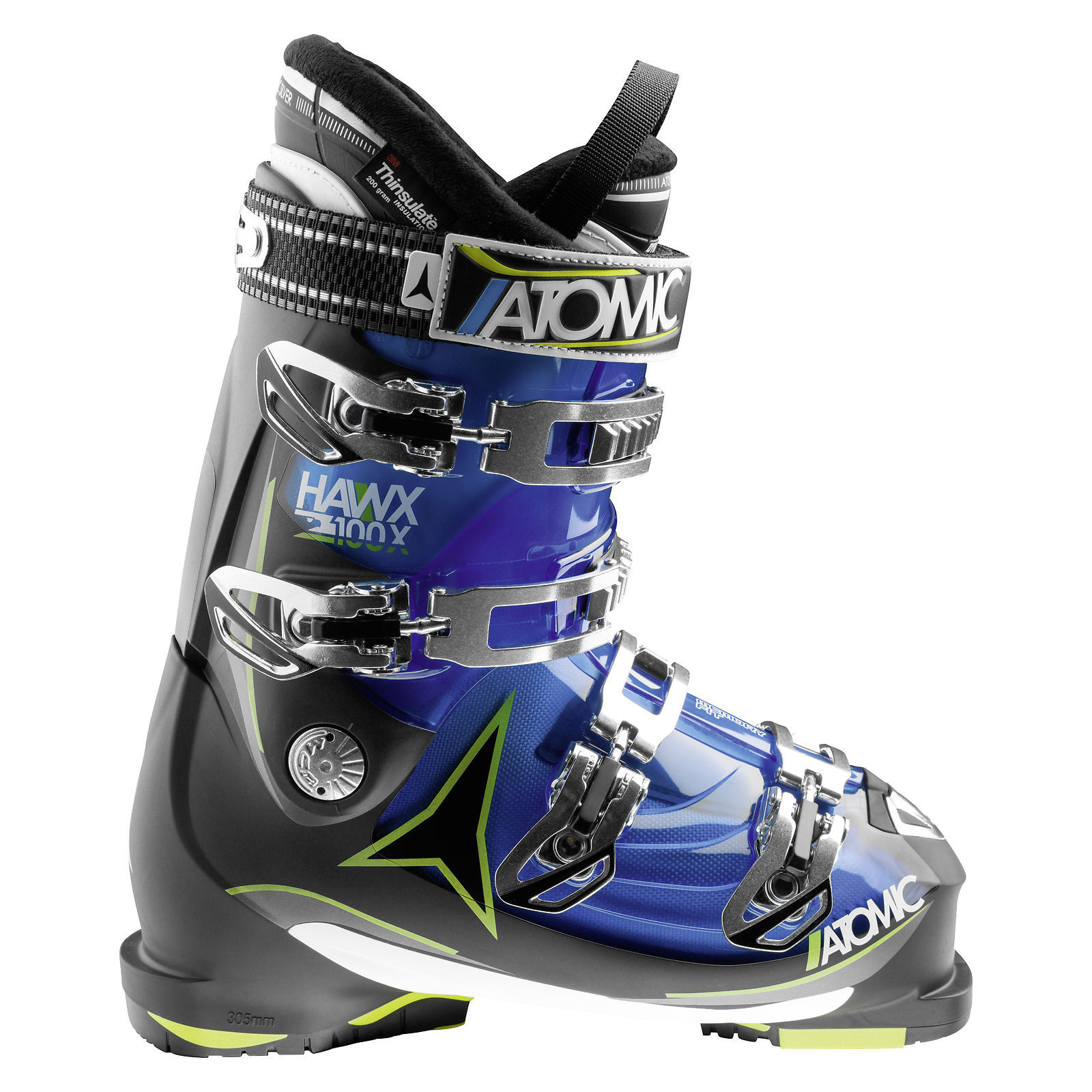 Buty Atomic Hawx 2.0 100X AE5012260 - outlet:30.5