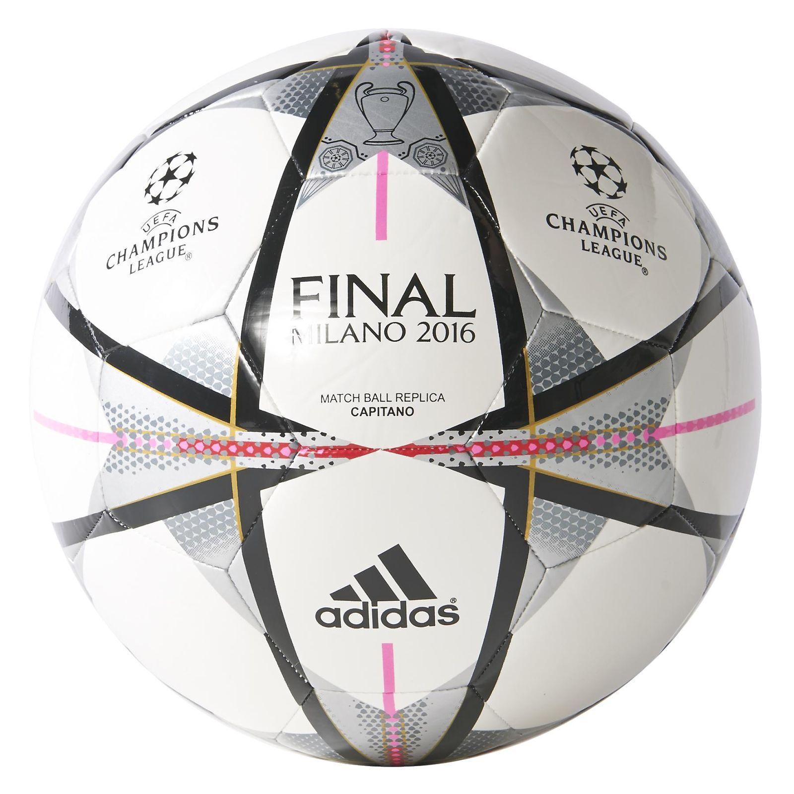 Piłka adidas Finale Milano Capitano AC5488