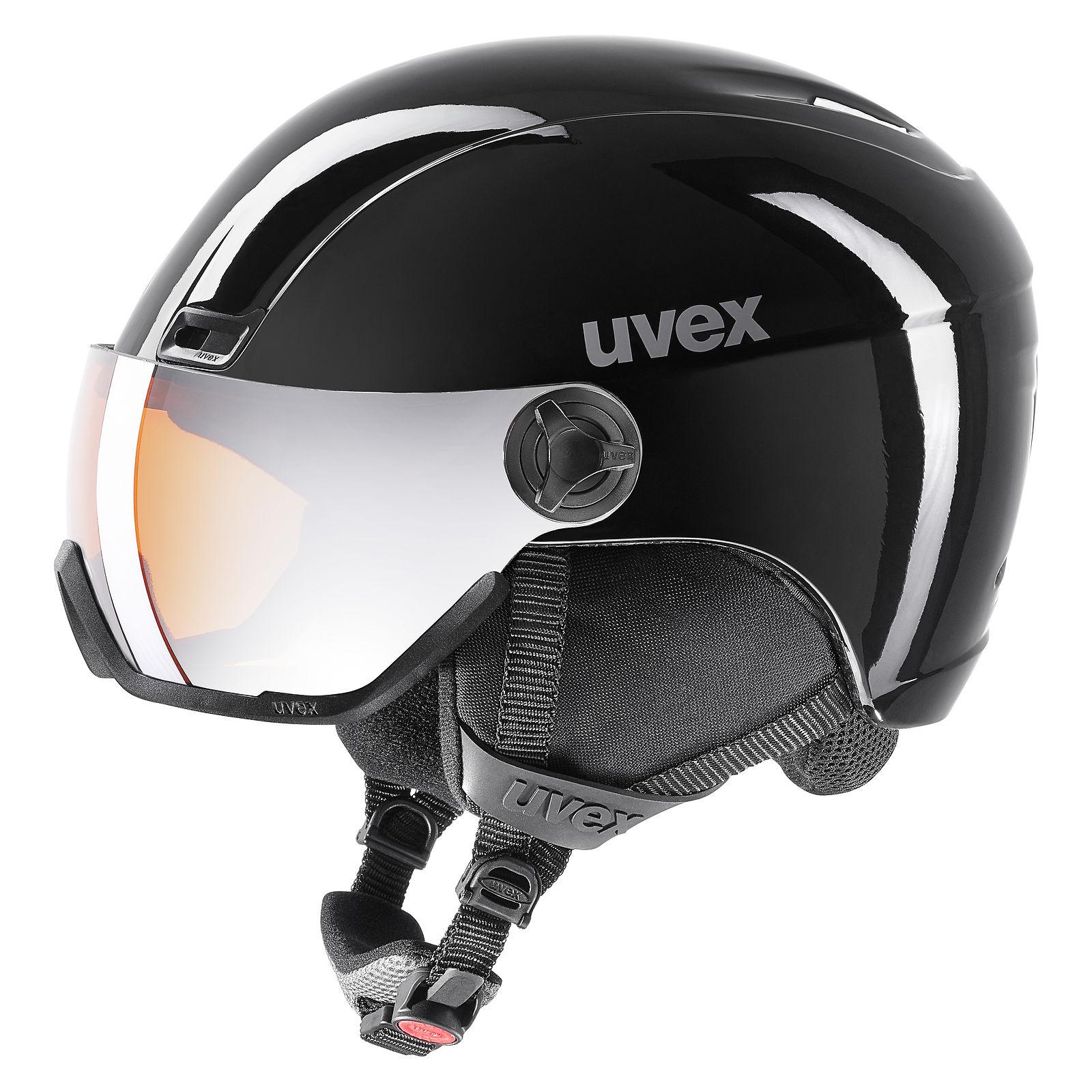 Kask narciarski Uvex HTML 400 Visor 566217