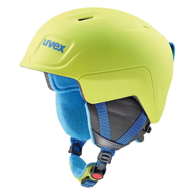 Kask narciarski juniorski Uvex Manic Pro 566224