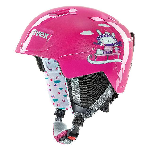 Kask narciarski dla dzieci Uvex Manic 566226