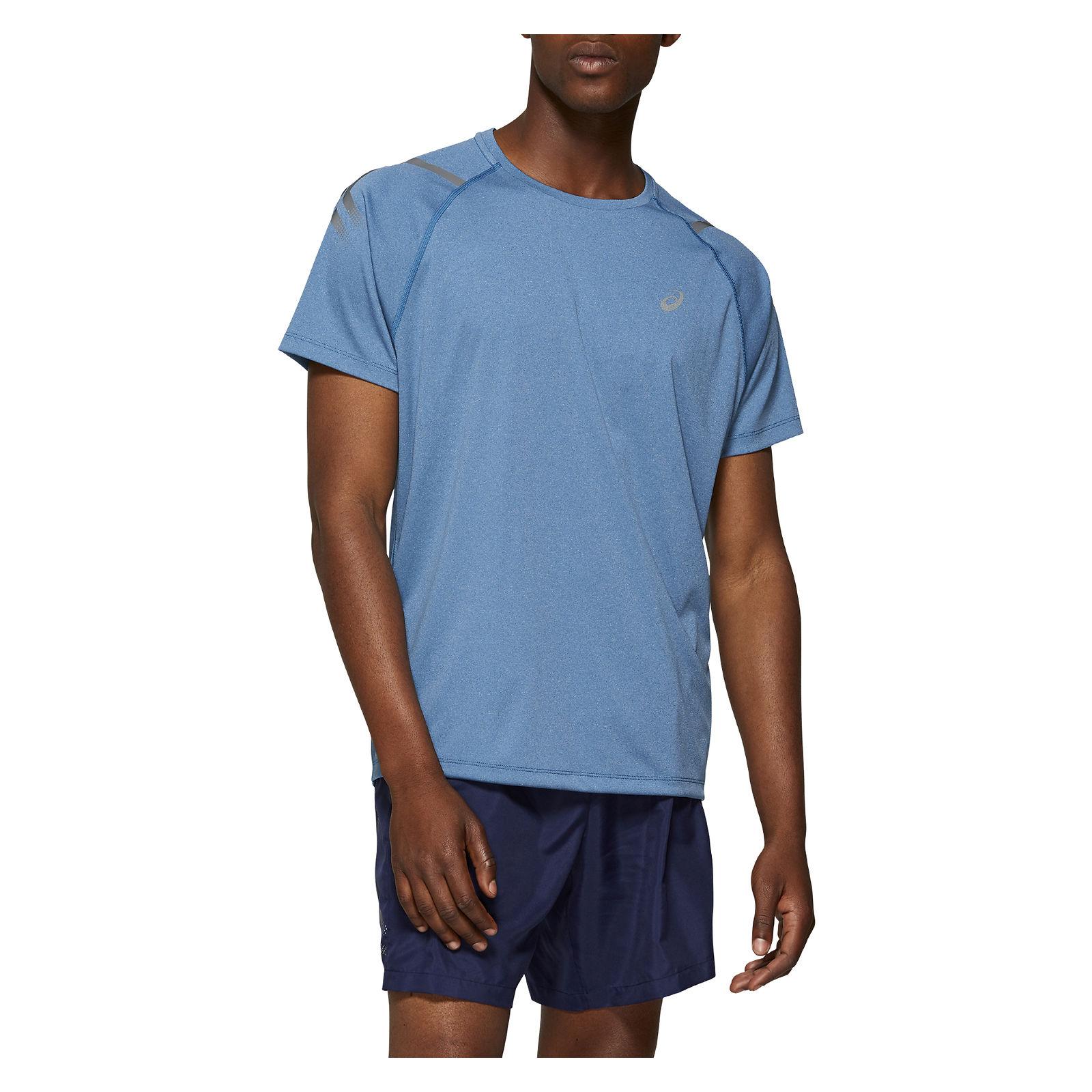 Koszulka męska do biegania Asics Icon SS 2011A259