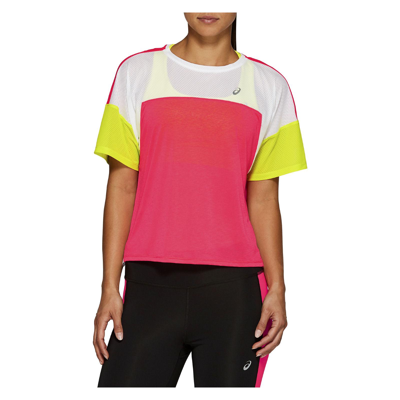 Koszulka damska do biegania Asics Style Top 2012A269