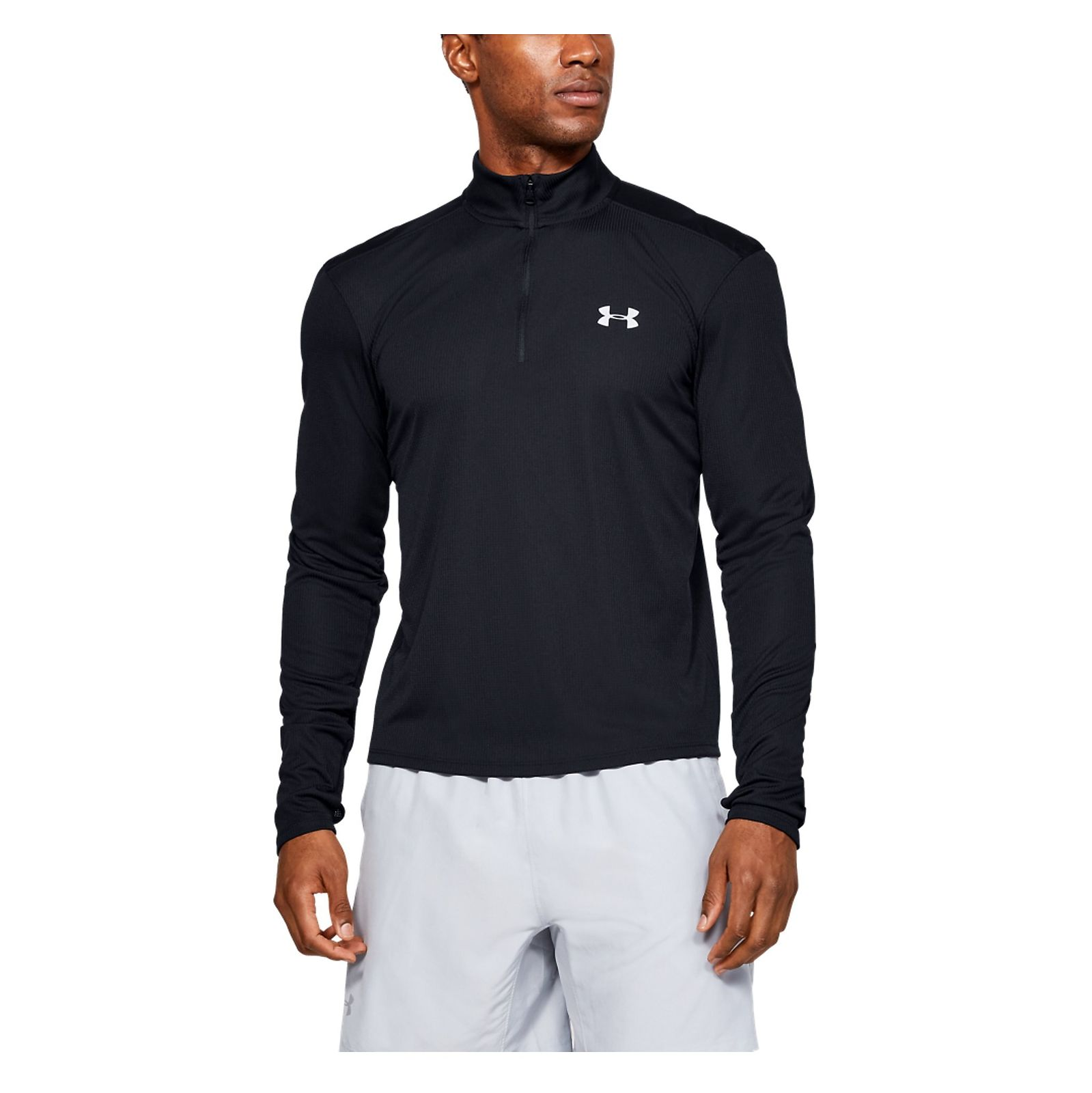 Bluza męska do biegania Under Armour Speed Stride ¼ Zip 1326567