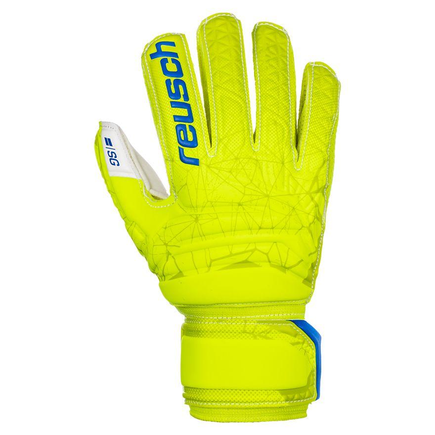 Rękawice bramkarskie Reusch Fit Control SG Finger Support Jr