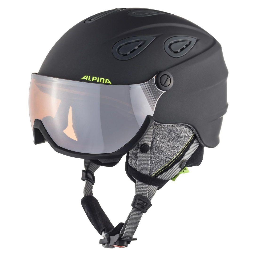 Kask Alpina Grap Visor HM 9208215
