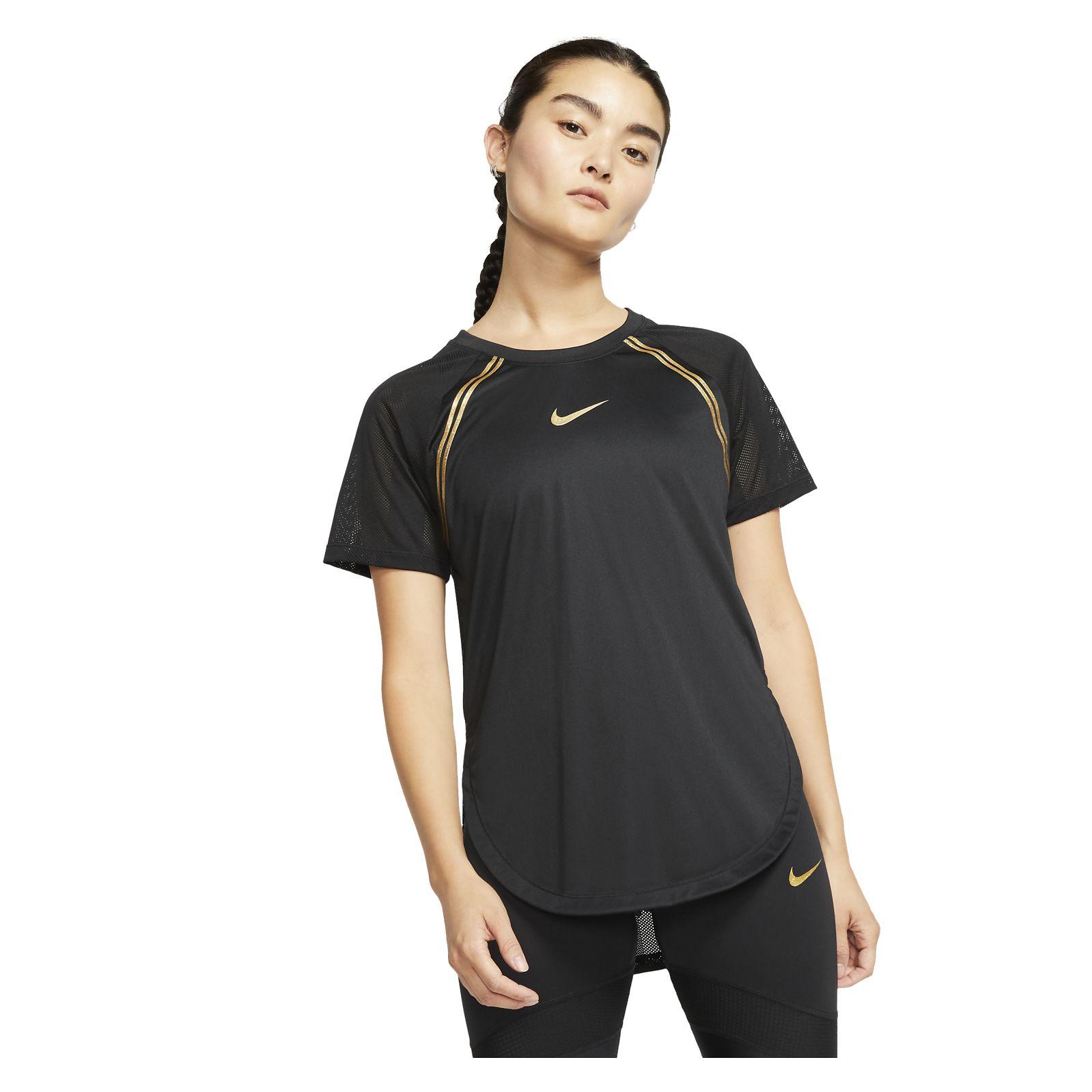Koszulka damska do biegania Nike Glam Dunk BV3815