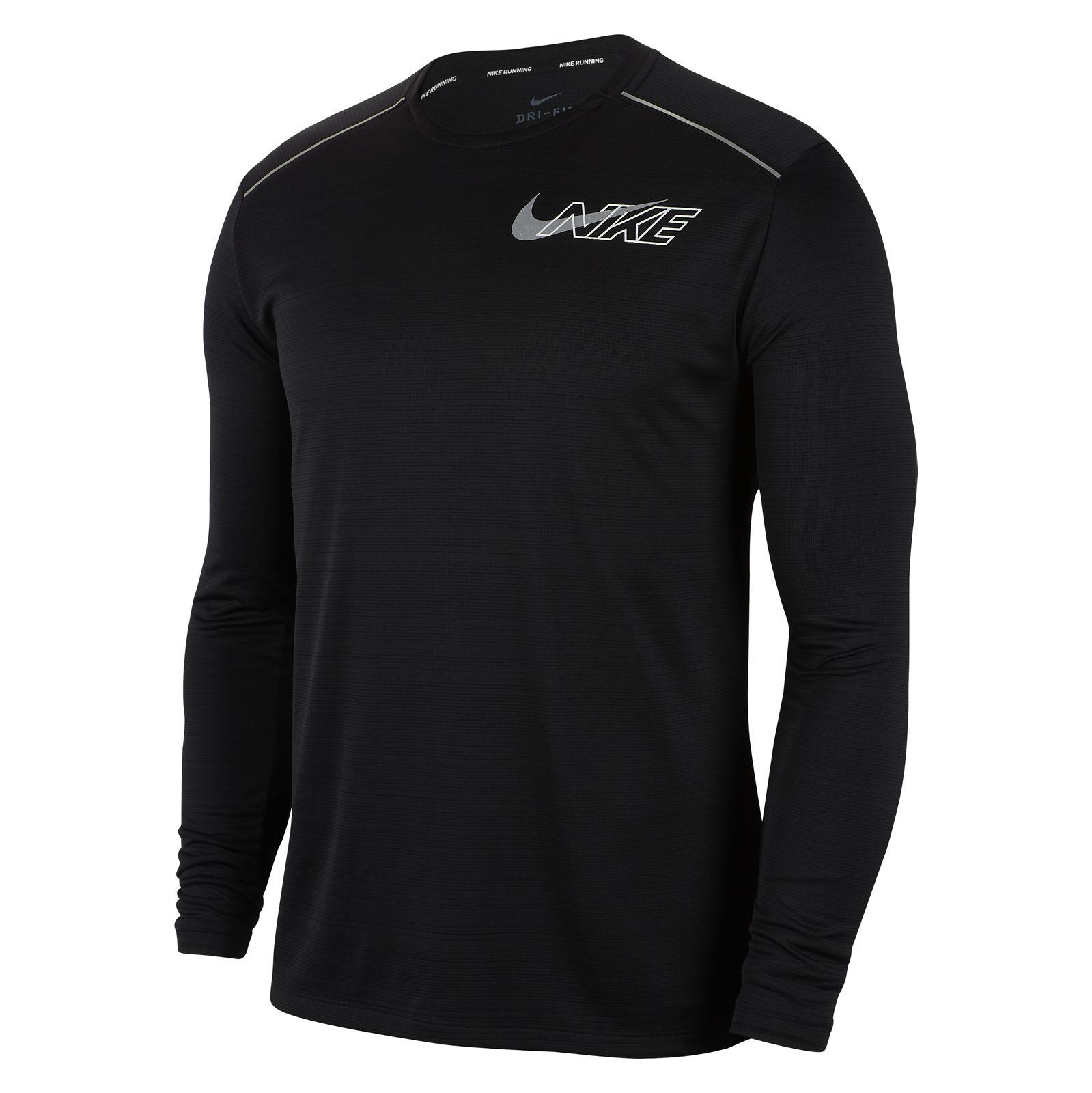 Koszulka męska do biegania Nike Miler BV5417