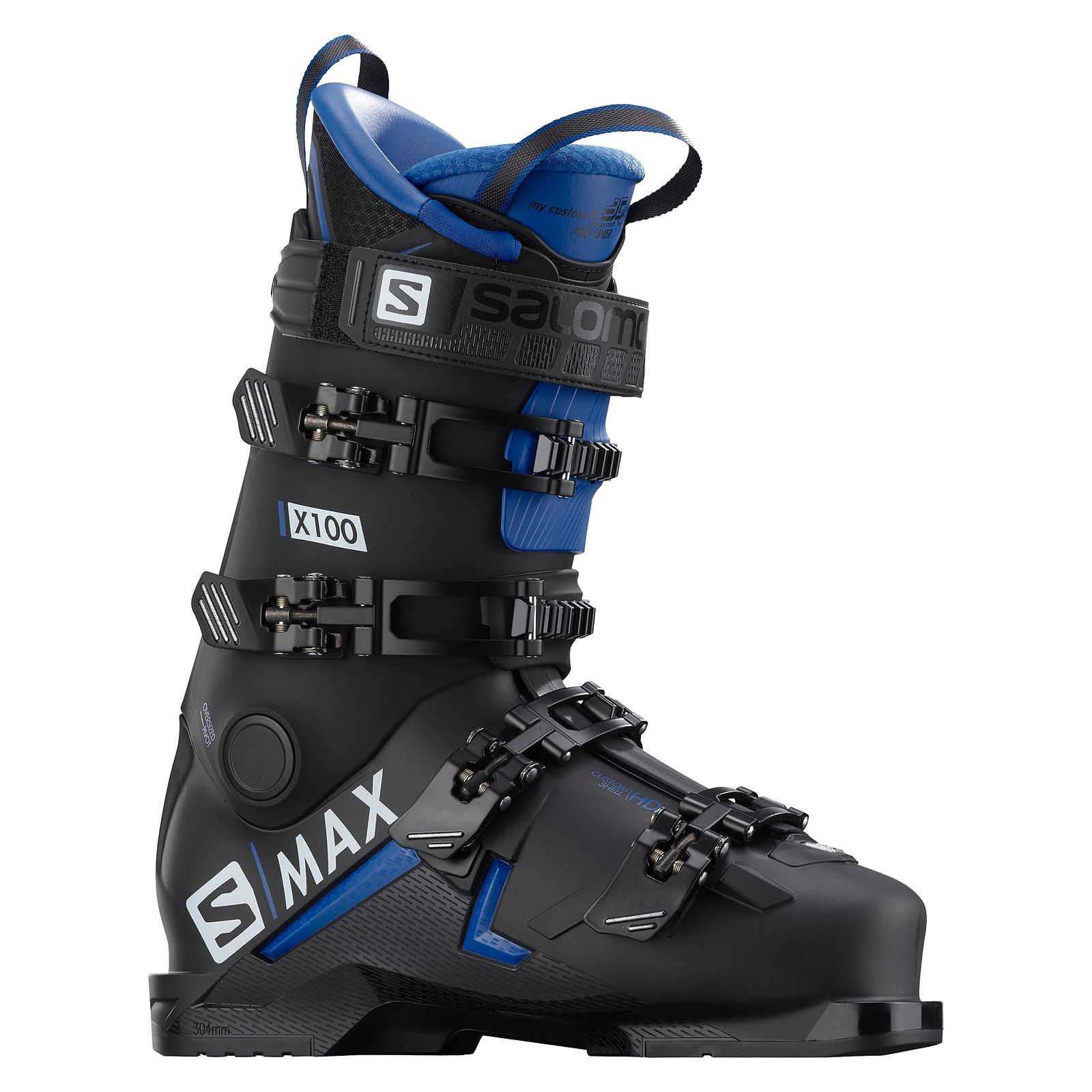 Buty narciarskie męskie Salomon S Max X100