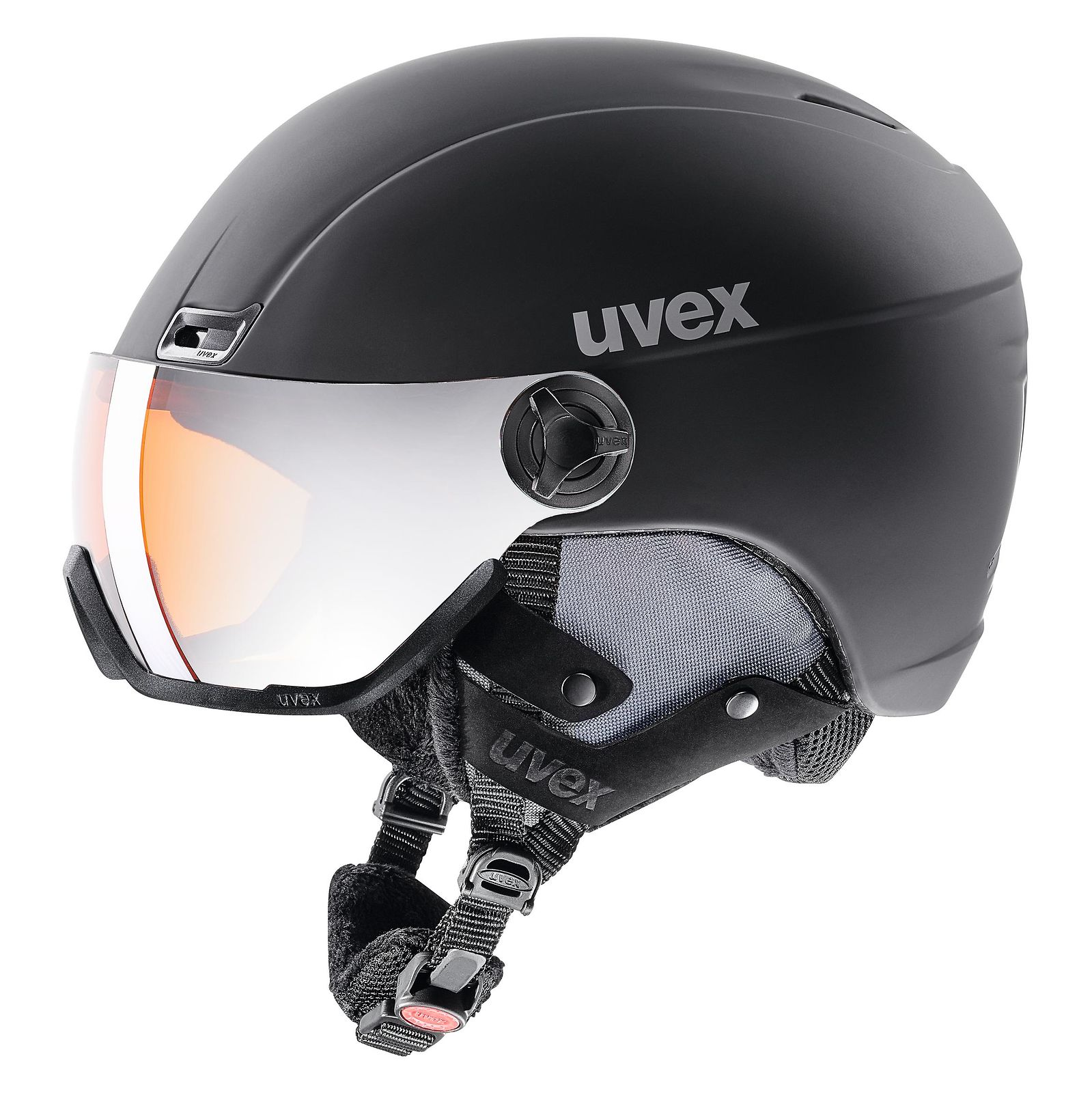 Kask Uvex HLMT 400 Visor Style S2