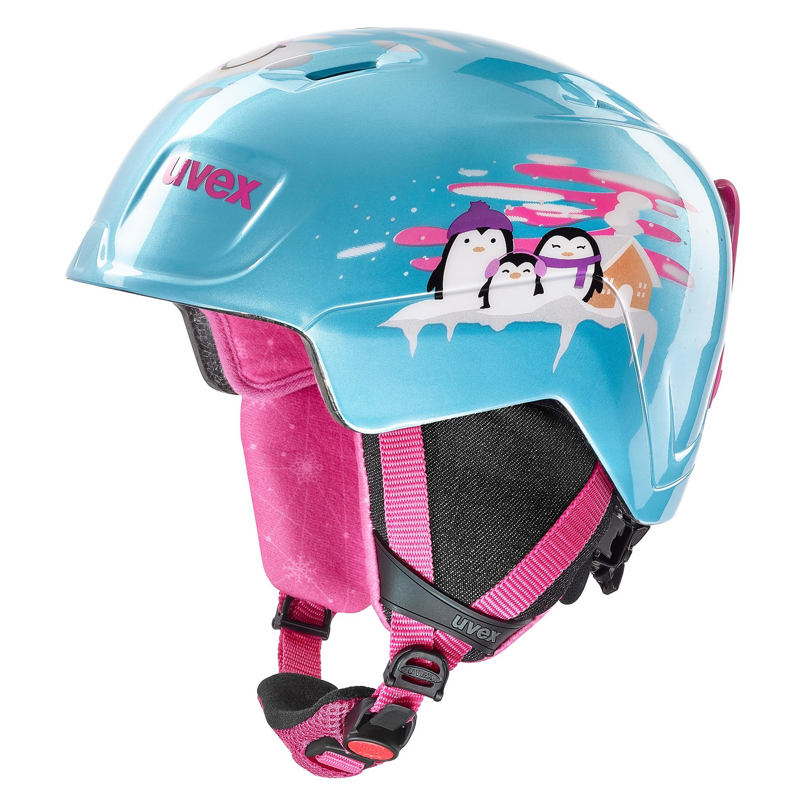 Kask narciarski Uvex Manic 566226