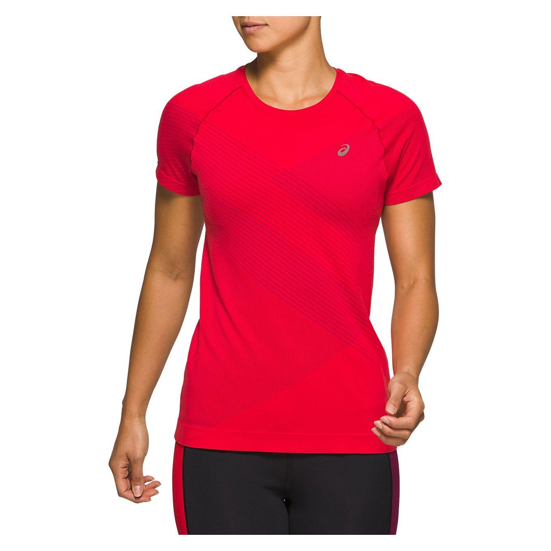 Koszulka damska do biegania ASICS Tokio Seamless SS 2012A796