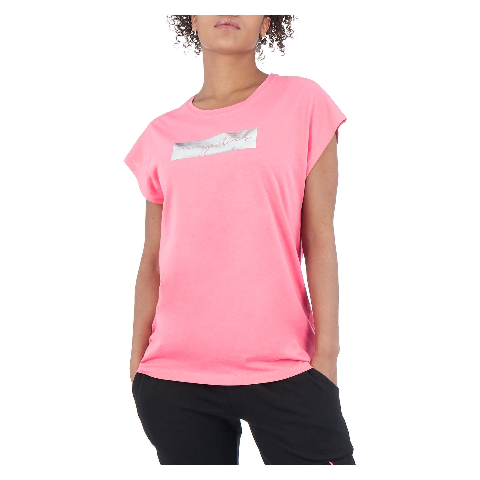 Koszulka damska Energetics Hemmy 302552