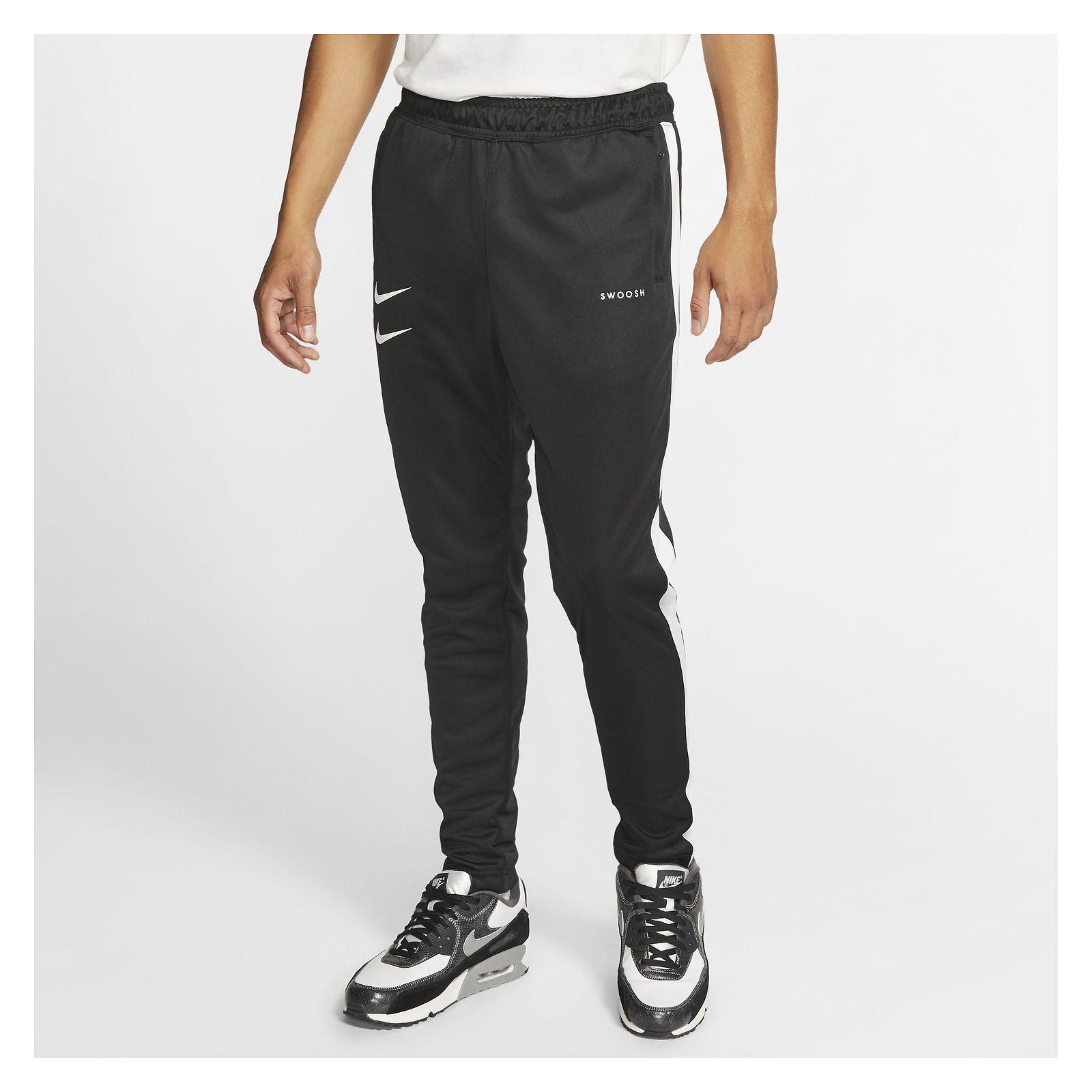 Spodnie męskie dresowe Nike Sportswear Swooch CJ4873