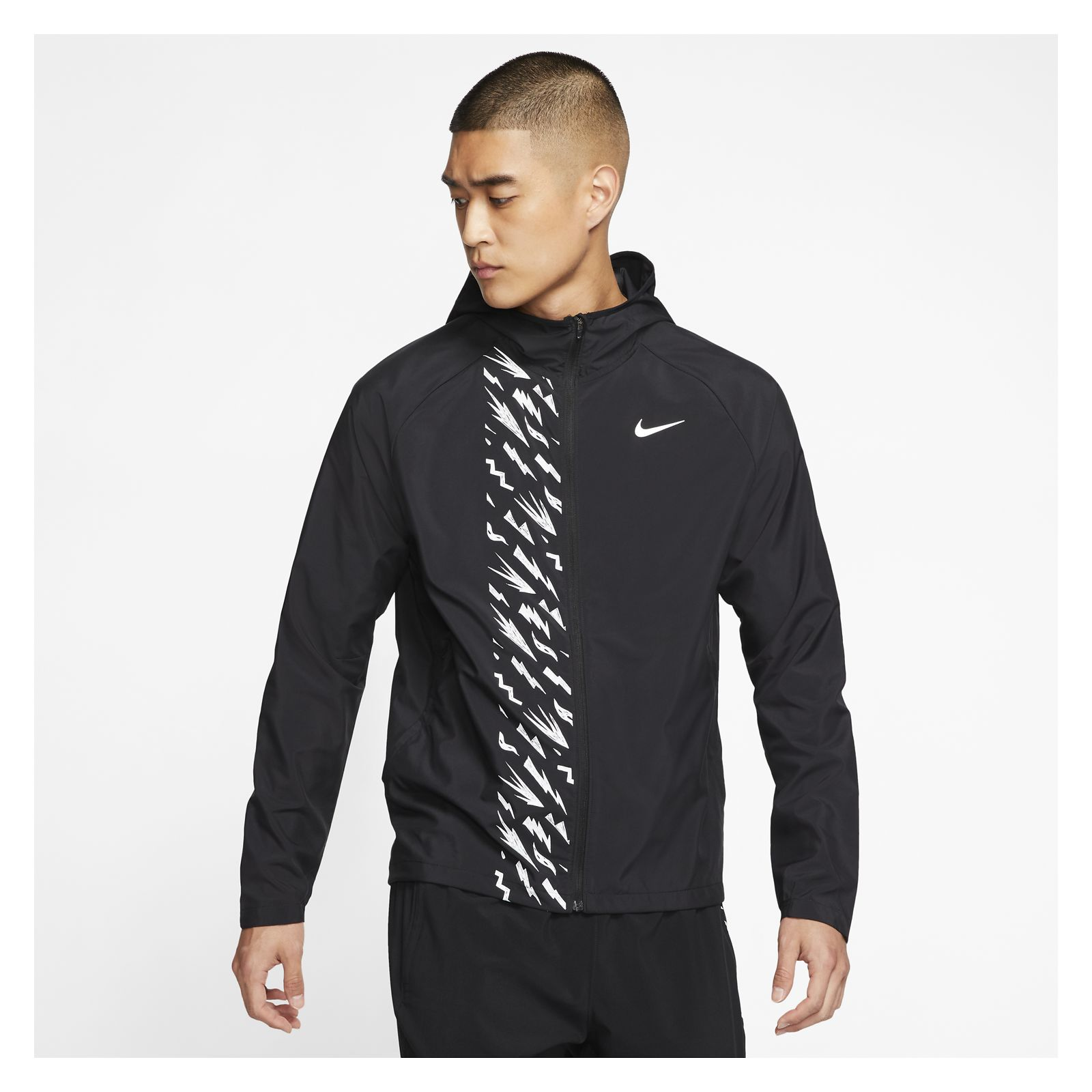 Kurtka męska do biegania Nike Essential CJ5364