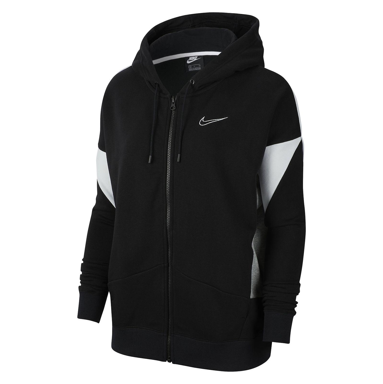 Bluza damska z kapturem Nike Sportswear FZ Hoodie CK1405
