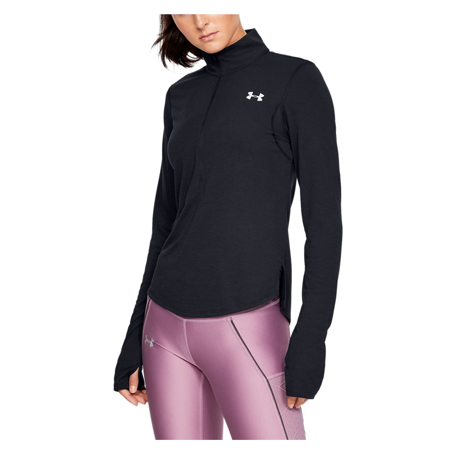 Bluza damska treningowa Under Armour Streaker 1/2 Zip 1326502