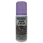 Impregnat Nikwax nubuk i welur - spray (do obuwia) 125 ml