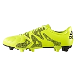 Buty adidas X 15.3 Leather FG B26970 - outlet : 46