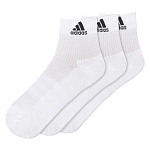 Skarpety adidas 3-Stripes Performance Ankle (zestaw) AA2285