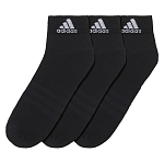Skarpety adidas 3-Stripes Performance Ankle (zestaw) AA2286