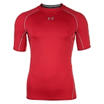 646ba57e574c56 Koszulka męska Under Armour HeatGear Compression Shirt 1257468