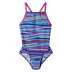 Strój adidas Infinitex Grapphic Swimsuit Jr BK1844