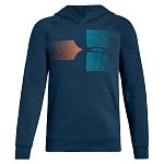 Bluza Under Armour Rival Logo Jr 1318220