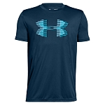 Koszulka Under Armour Tech Big Logo Solid Jr 1331687