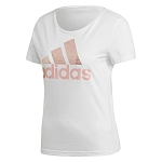 Koszulka adidas Foil Badge Of Sport W CV4562