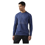 Bluza Reebok Elements Delta Crew Neck CD5520