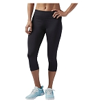 Spodnie Reebok Workout Ready Capri W CE1221
