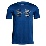 Koszulka Under Armour Big Logo Jr 1306073