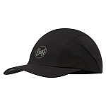 Czapka BUFF Pro Run R-Solid Black 117226.999
