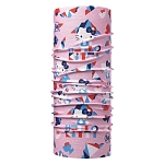 Chusta BUFF Original Hello Kitty Mountain Light Pink Jr 118297.539
