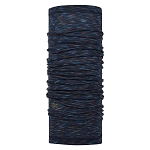 Chusta BUFF Lightweight Wool Denim Multi Stripes 117819.788