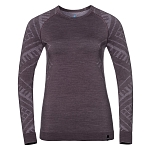 Bielizna Odlo Natural Shirt Long Sleeve W 110711