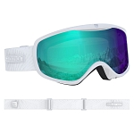 Gogle Salomon Sense PH white W 405184