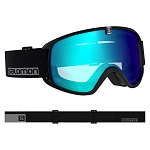 Gogle Salomon Force ML  black M 407021