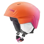 980/pink orange met mat