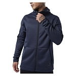 Bluza męska Reebok Series Training Full Zip EC0977