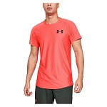 Koszulka męska do treningu Under Armour MK-1 Short Sleeve Emboss 1345248