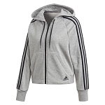 Bluza adidas Must Haves 3-Stripes Full-Zip W DW9694