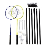 Rakieta TECNOPRO badminton Speed 200 Net set 288345