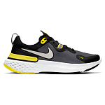 009/black/metallic silver-opti yellow-w