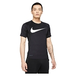 Koszulka męska do biegania Nike Pro Short-Sleeve Graphic Top CT6392