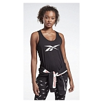 Koszulka treningowa damska Reebok Training Essentials Graphic FQ4467