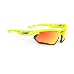 yellow fluo gloss / bumpers black