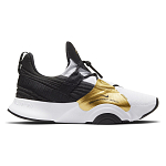 109/white/black-mtlc gold coin-black