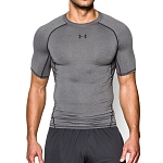 Koszulka męska Under Armour HeatGear Compression Shirt 1257468